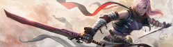 《最终幻想》系列宽版超清同人画赏