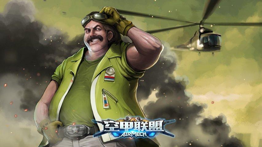 《空甲联盟》机师人设欣赏第3张