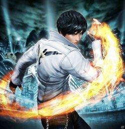 TGS 2015:《拳皇14》草薙京与八神庵3D化