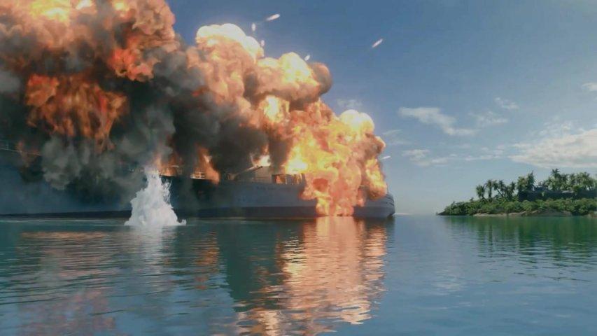《战舰世界》震撼宣传片画面第1张