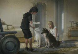 SE《最终幻想15》最新原画欣赏