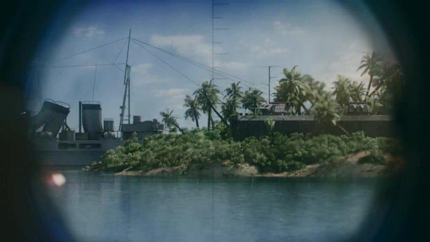 《战舰世界》震撼宣传片画面第3张