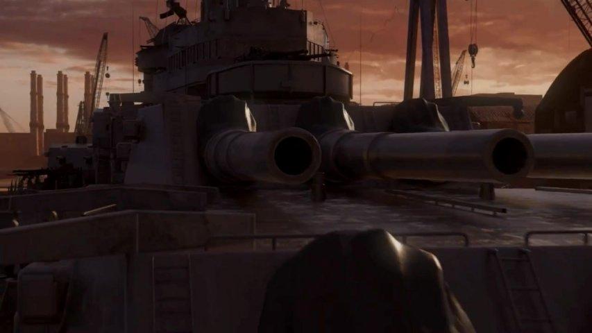《战舰世界》震撼宣传片画面第15张