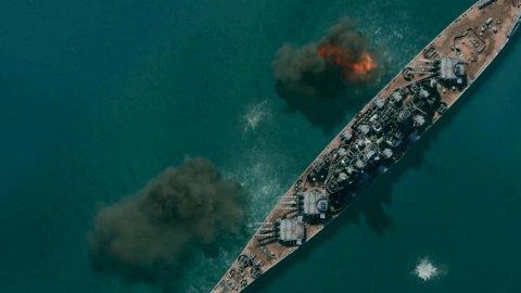 《战舰世界》震撼宣传片画面第2张