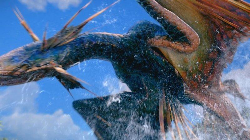 怪物猎人OL截图第4张