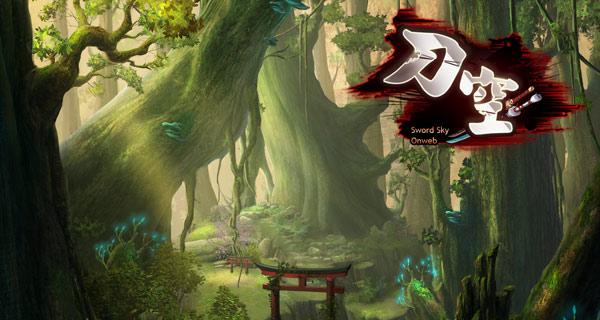 《刀空》游戏截图