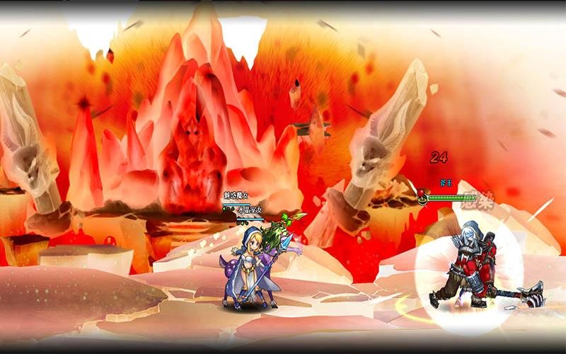 《超神战队》游戏截图