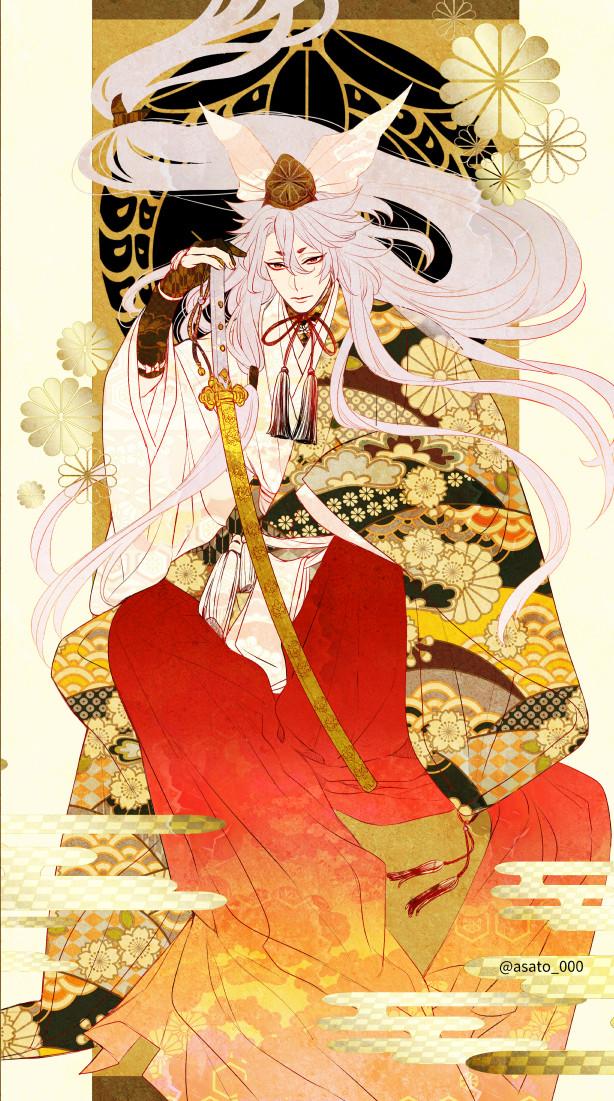 《刀剑乱舞》p站同人美图赏-12292