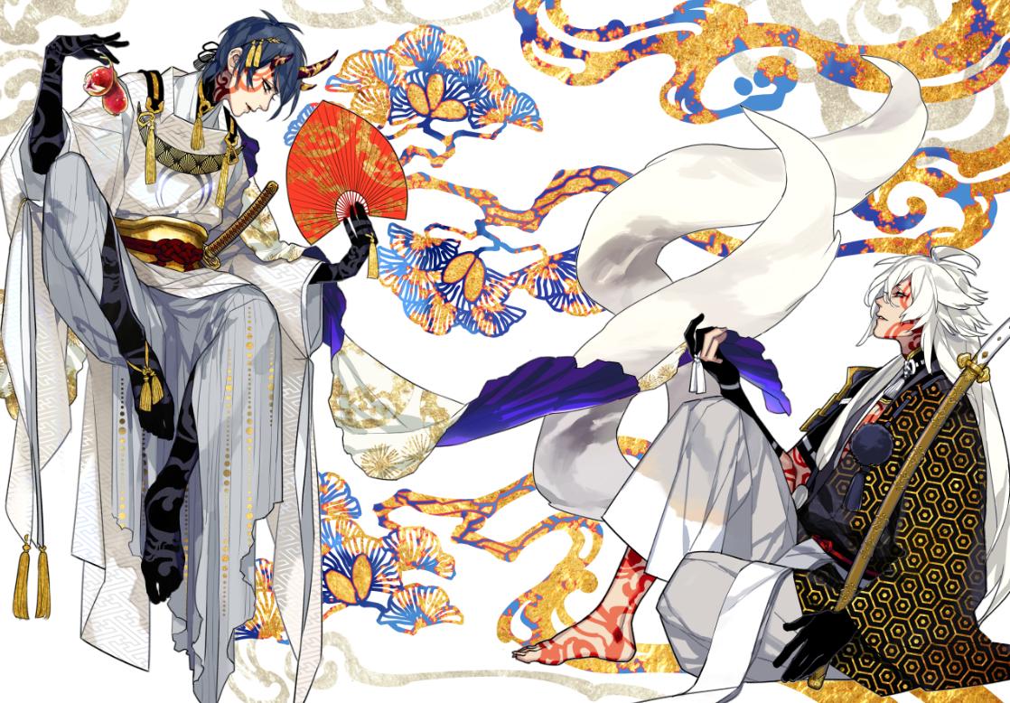 《刀剑乱舞》p站同人美图赏-1229