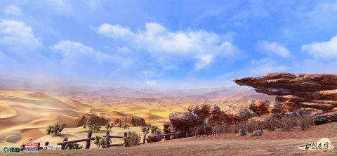 《古剑OL》实景美图赏第3张
