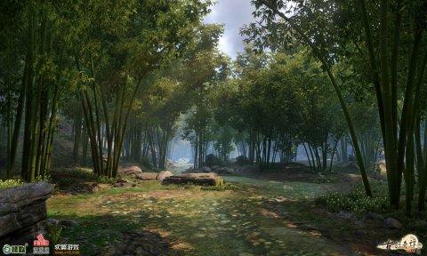《古剑OL》实景美图赏第1张