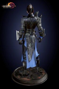 《剑网3》重制版人设