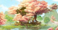 《笑傲江湖OL》春光乍现惊艳绝美壁纸