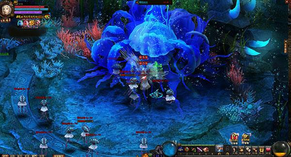 《战神之剑》游戏截图