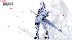《最终兵器》新美女英雄官方手绘壁纸