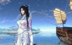 《天涯明月刀》神刀主题服饰:天羽含光