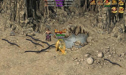 《百战沙城》游戏截图