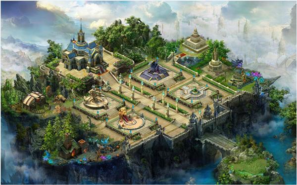 《众神大陆》游戏截图