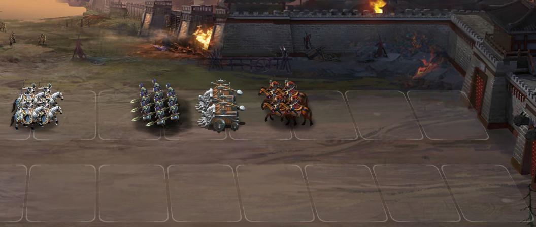 《热血三国3》游戏截图