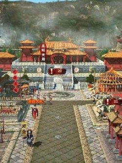 《三国战歌》游戏截图