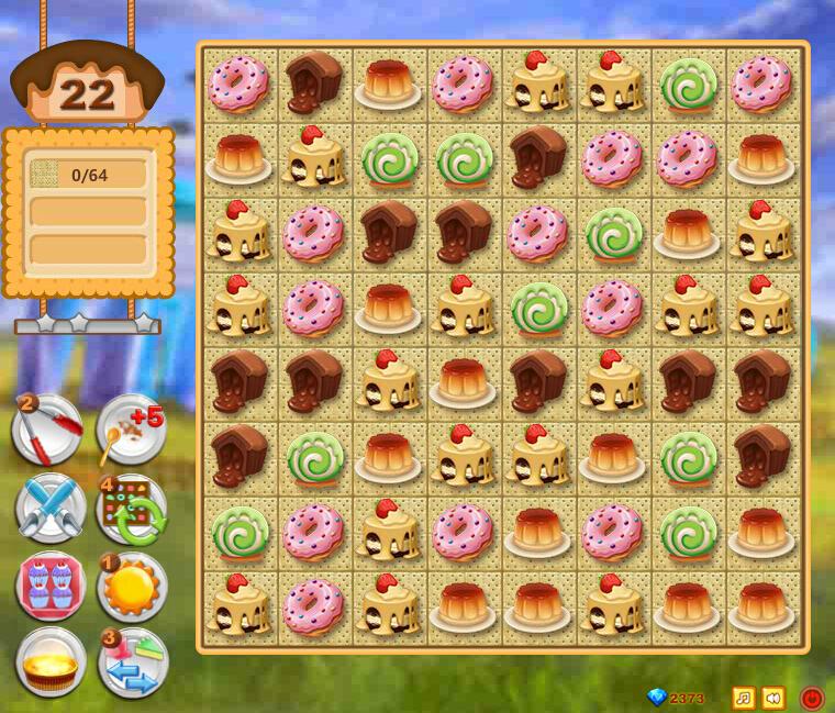 《甜品消消》游戏截图