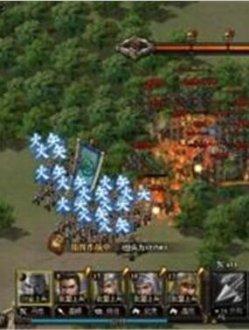 《铁骑冲锋》游戏截图