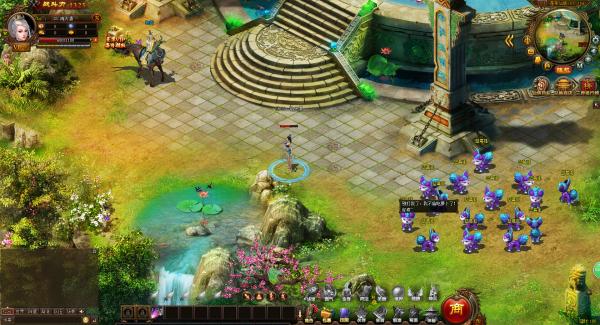《梦幻仙界OL》游戏截图