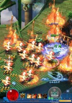 《修天决》游戏截图