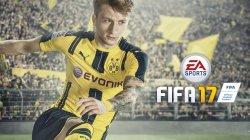 足球游戏FIFA 17