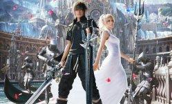 《最终幻想15》倒数两天宣传图