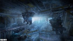 《使命召唤13:无限战争》场景概念图