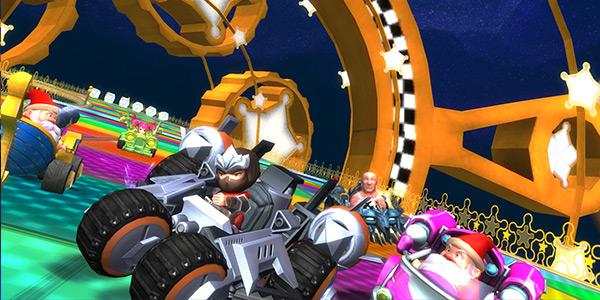 《开心赛车》游戏截图