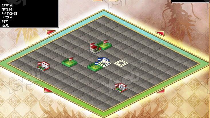 《一骑当千爆乳争霸传》游戏截图