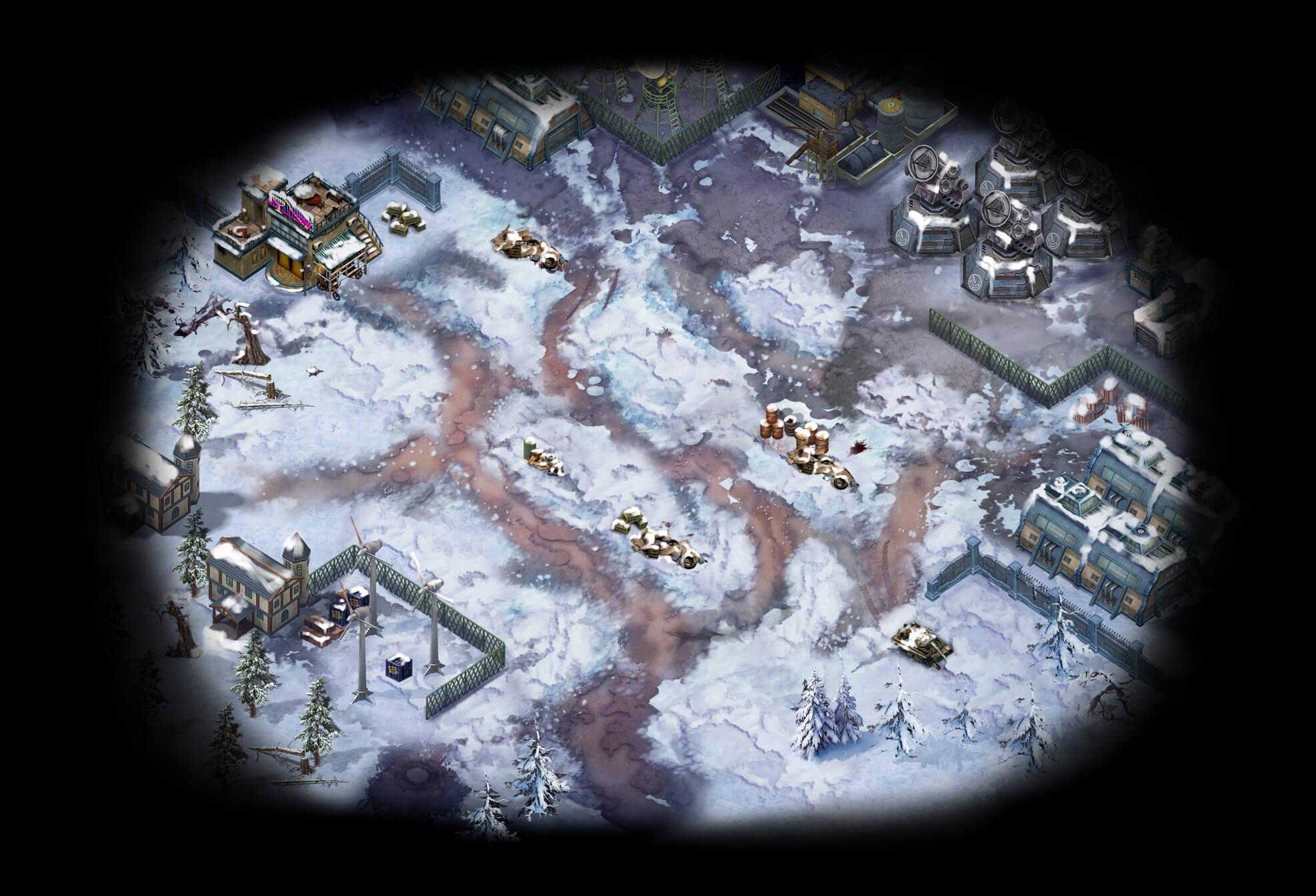 《特种突击》游戏截图