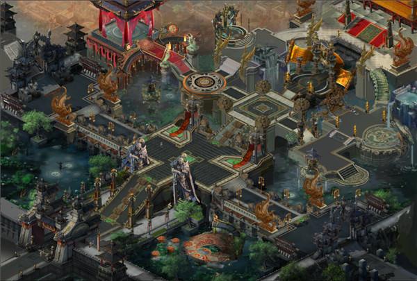 《封神霸业》游戏原画欣赏