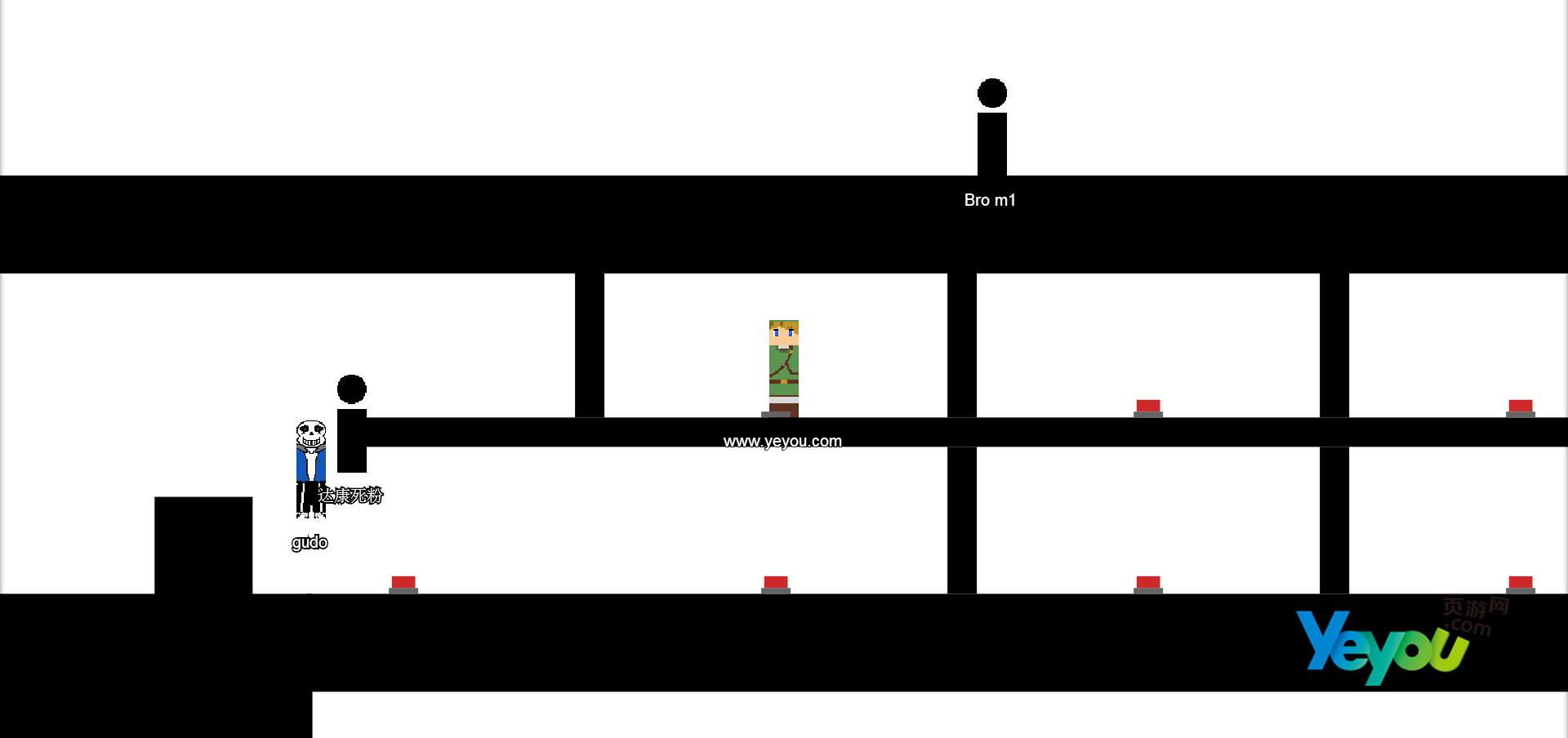 《BROFIST.IO》游戏截图