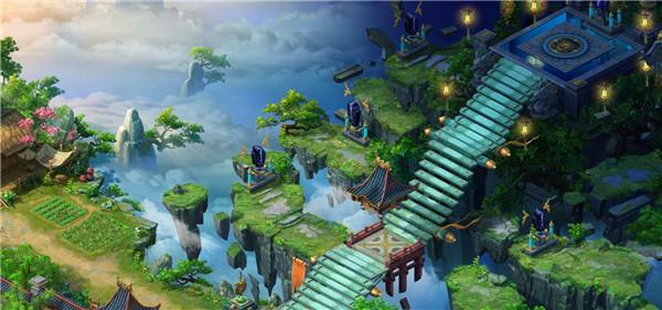 《择天记》游戏原画欣赏