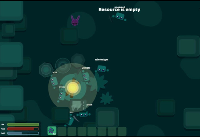 《Starve.io》游戏截图