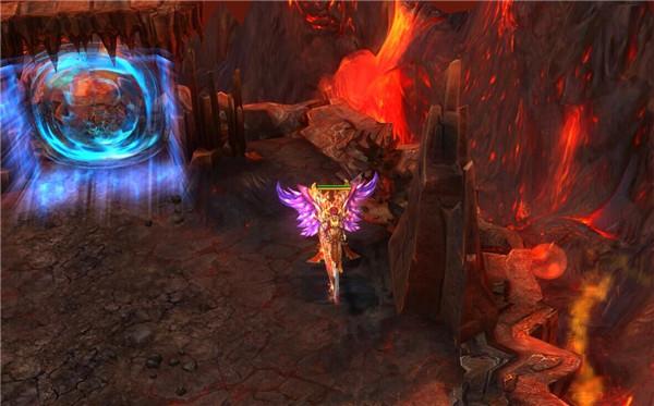 《烈焰传奇》游戏截图