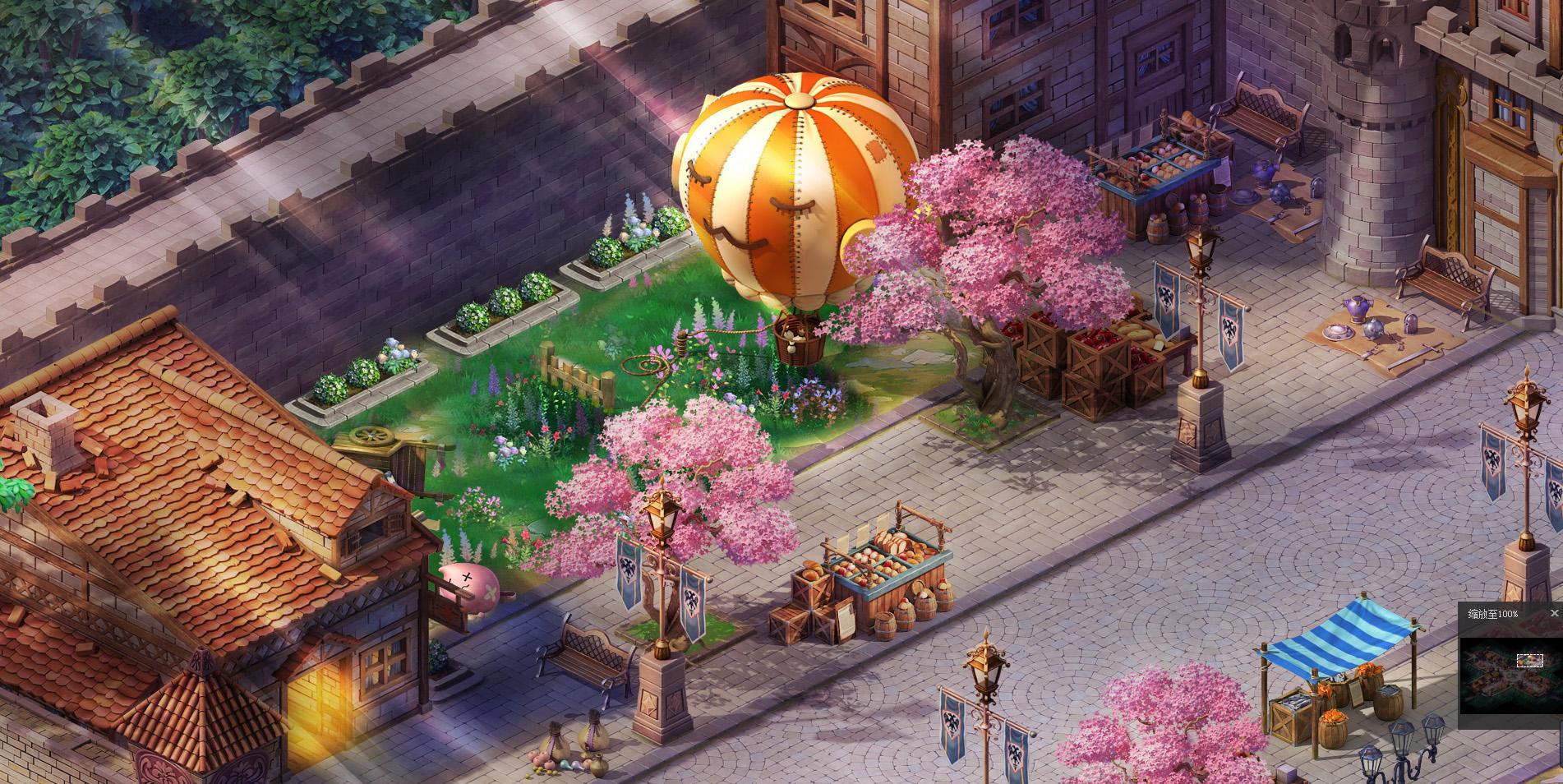 《仙境物语之进击的波利》游戏截图