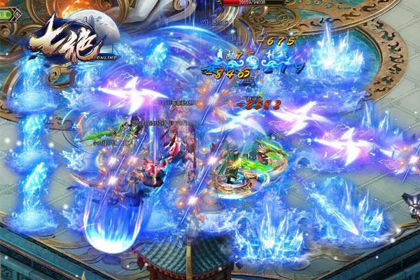 《七绝》游戏截图