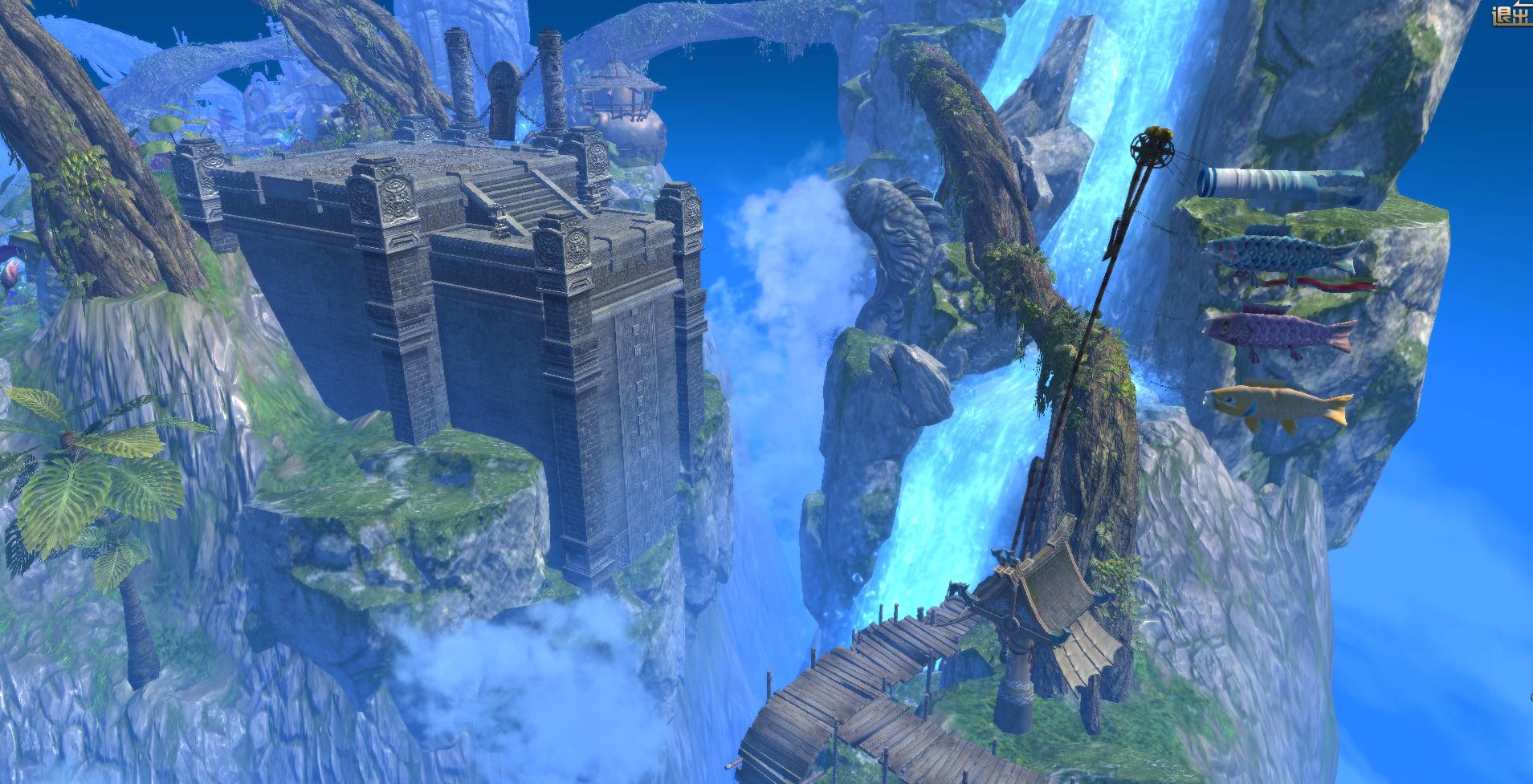 《剑灵洪门崛起》最新游戏截图