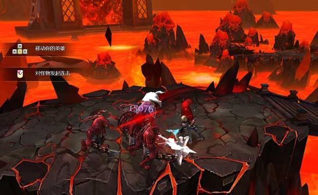 《猎魔之血》游戏截图