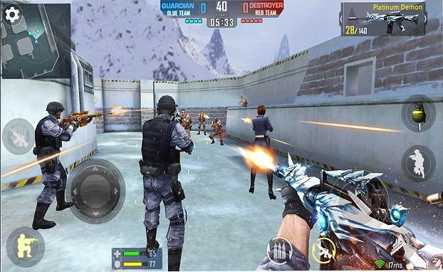 《明星枪神》游戏截图