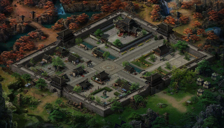 《全职战神》游戏截图