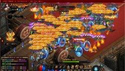《传奇来了之帝月传奇》游戏截图