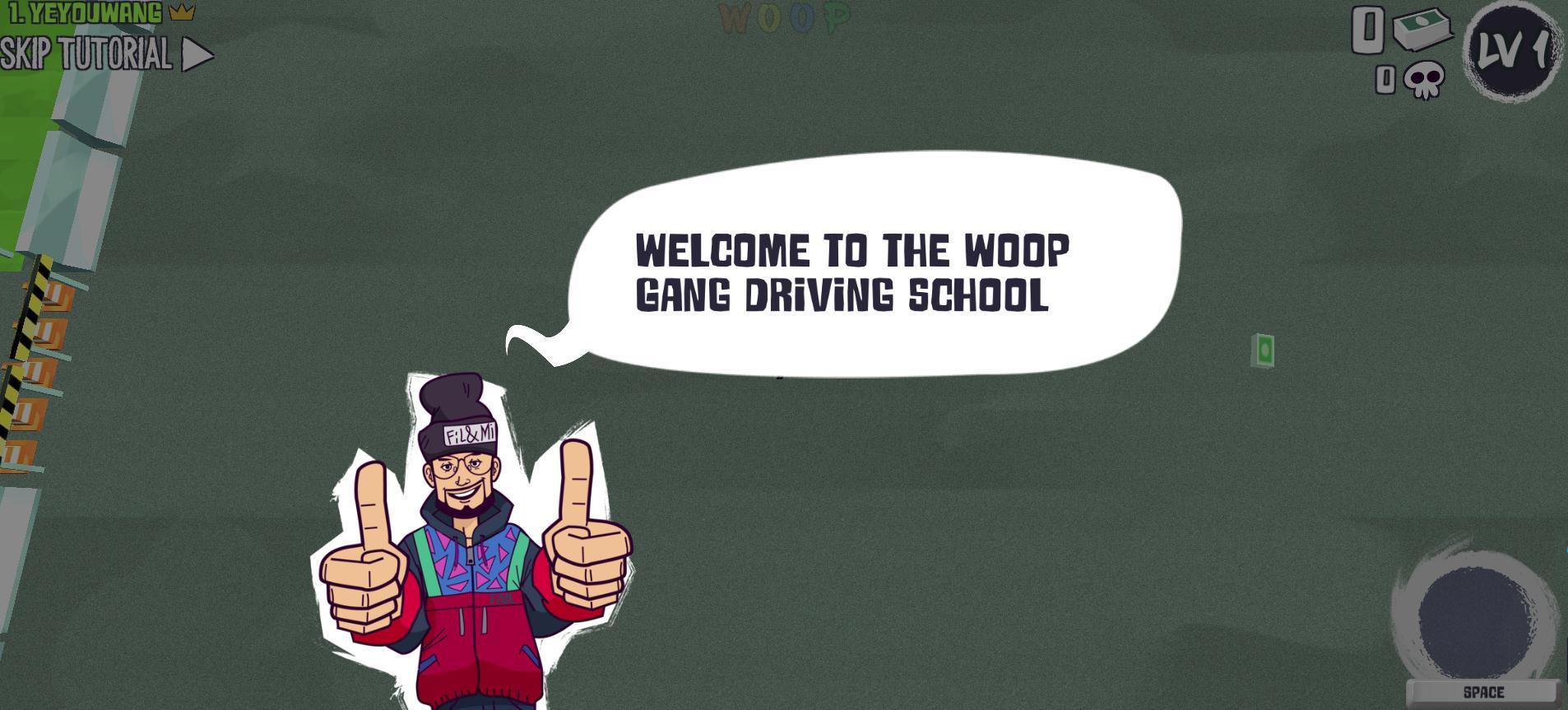 《Woop漂移》游戏截图
