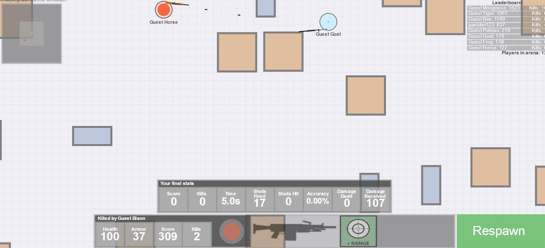 《Gats.io》游戏截图