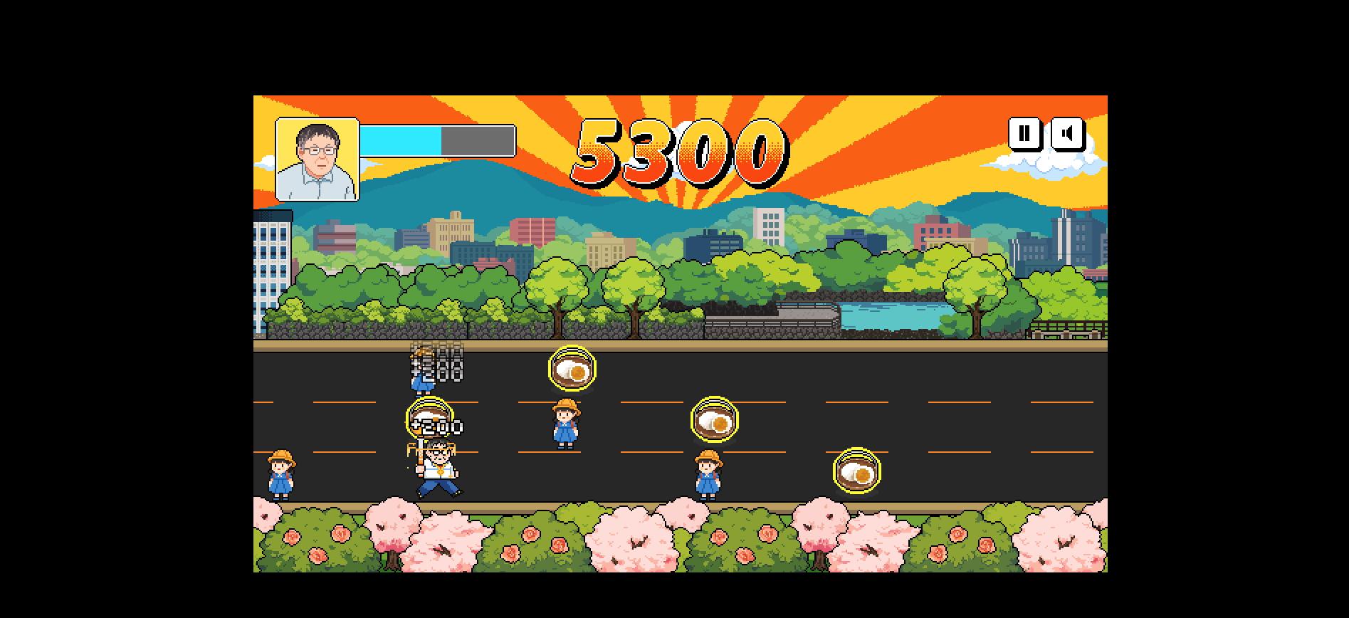 《奔跑吧!台北》游戏截图