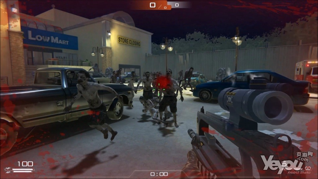 《Project H5》游戏截图